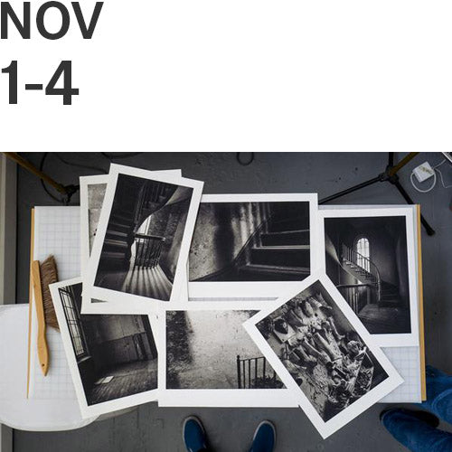 Fine Art Digital Printing Workshop with Richard Sexton | Thurs, Nov. 1 - Sun, Nov. 4, 2018