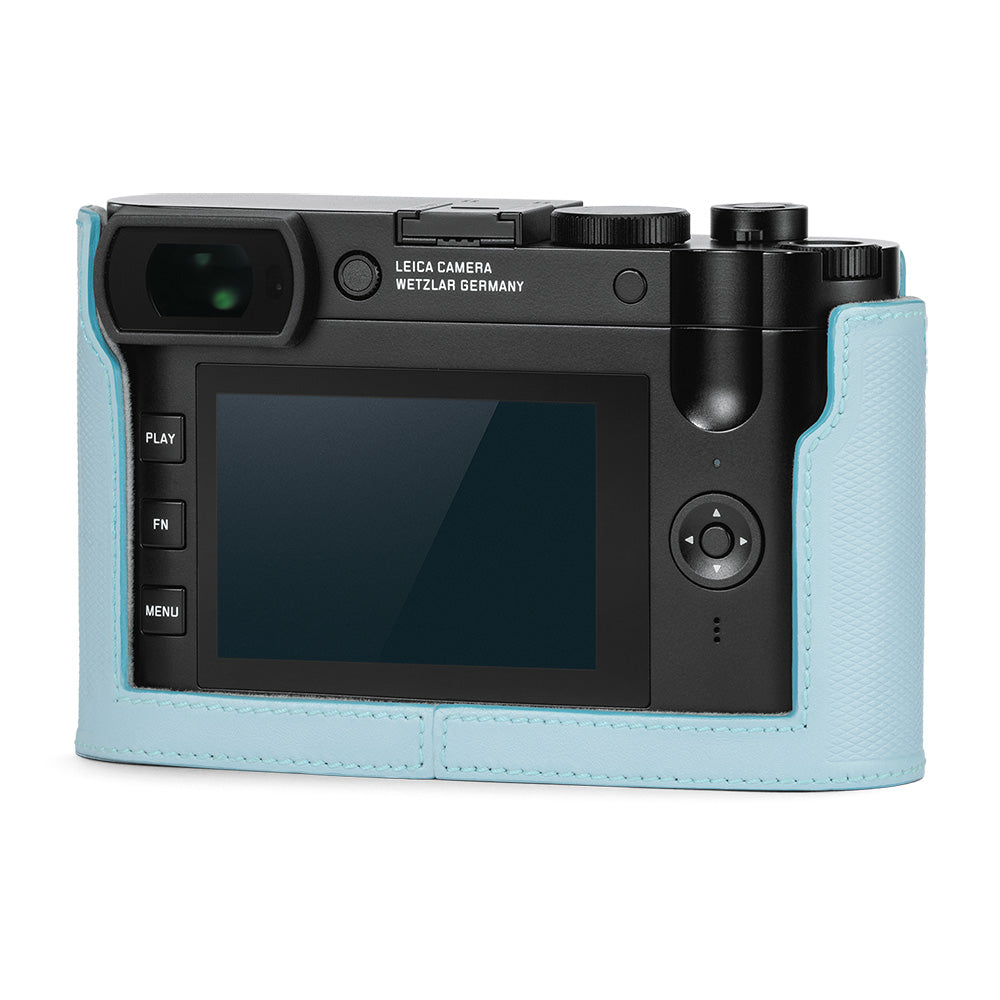Leica Q2 Leather Protector, Blue