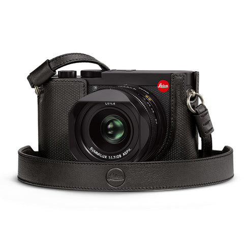 Leica Q2 Leather Protector, Black