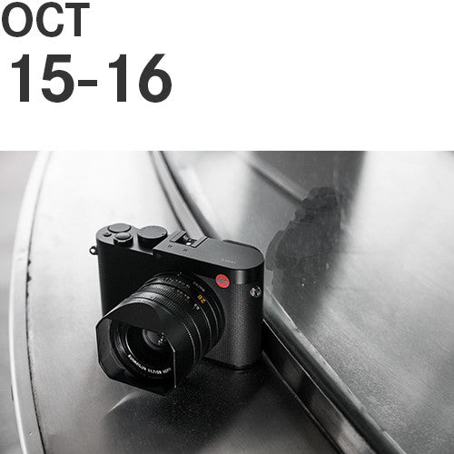 Leica Q Owner's Boot Camp | Oct 15-16, 2016