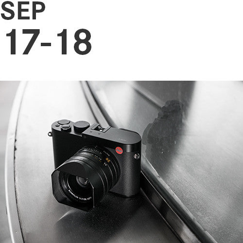 Leica Q Owner's Boot Camp | Sept 17-18, 2016