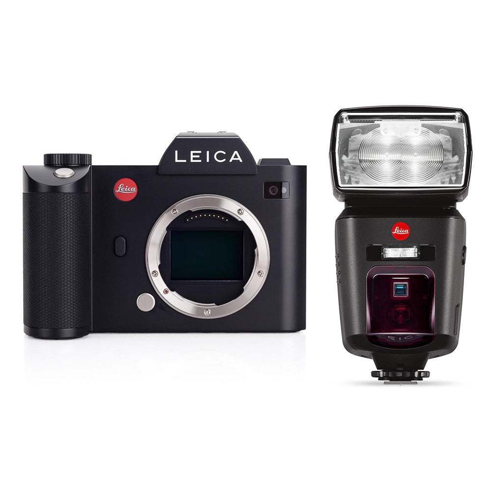 Leica SL (Typ 601) Kit with SF 64 Flash