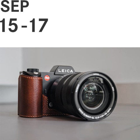 Leica SL Owner's Boot Camp | Fri, Sep 15, 2017, 10:00am - Sun, Sep 17, 2017, 4:30pm