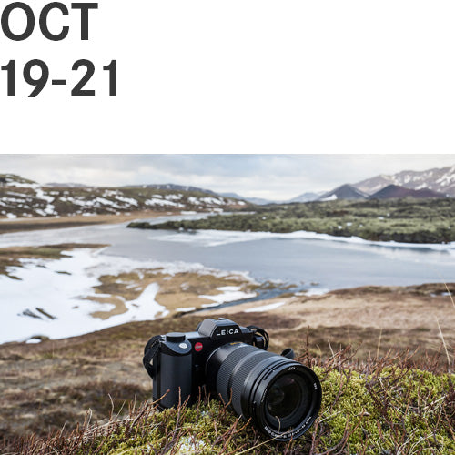 Leica SL Owner's Boot Camp | Oct 19-21, 2018