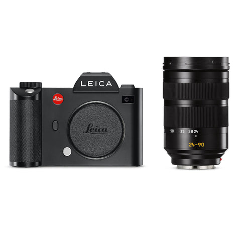 Leica SL Zoom Bundle with Vario-Elmarit-SL 24-90mm