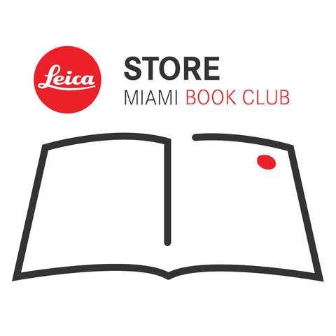 Leica Store Miami Book Club 2019