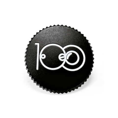Leica 100 Soft Release Button, 12mm, Black