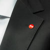Leica Soft Release Button, 8mm, Red