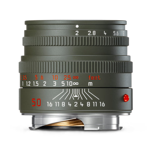 Leica Summicron-M 50mm f/2 Edition 'Safari'