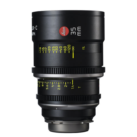 Leica Summilux-C 35mm T1.4 - PL Mount (Markings in Feet)