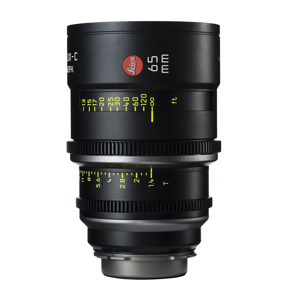 Leica Summilux-C 65mm T1.4 - PL Mount (Markings in Feet)