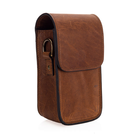 ONA Lisbon Compact Camera Bag - Antique Cognac