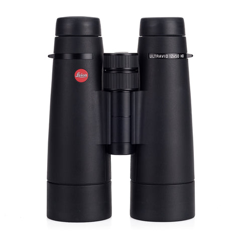 Used Leica 12x50 Ultravid HD Binocular - Black Armored