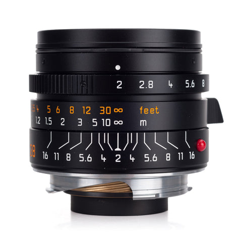 Certified Pre-Owned Leica Summicron-M 28mm f/2 ASPH