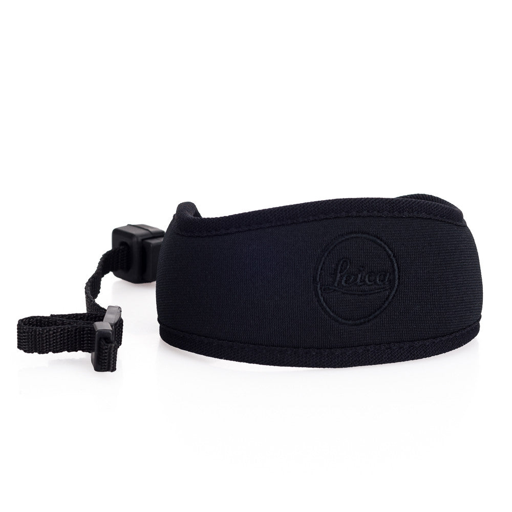 Leica Outdoor Wrist Strap, Black Neoprene for X-U, V-Lux