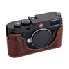 Arte di Mano Half Case for Leica M10 with Battery Access Door - Rally Volpe