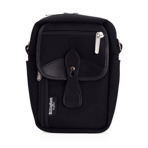 Billingham Airline Stowaway Camera Bag - Black/Black