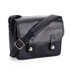 Oberwerth Freiburg Medium Photo Bag - Leather - Black