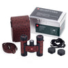 Demo Leica 8x20 Compact Binocular - Ostrich Leather Edition