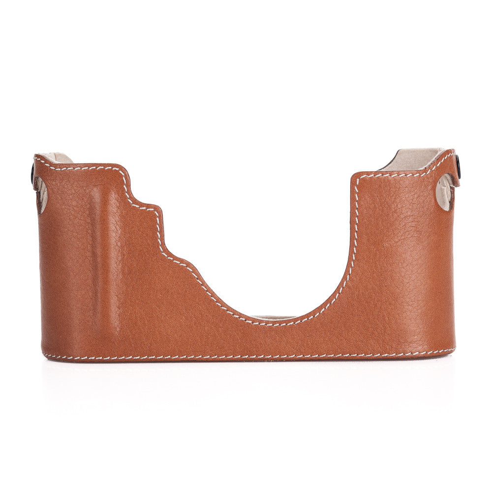 Used Leica Camera Protector for M (Typ 240) - Cognac