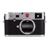 Used Leica M (Typ 240), Silver Chrome - Extra Battery - Recent Leica CLA