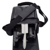 Oberwerth George Small Leather Camera Bag, Black