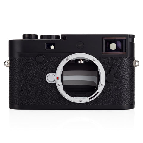 Used Leica M10-P, black chrome - Extra Battery & Nitecore Charger