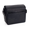 Oberwerth Wetzlar Photo Bag, Black/Black, Leather/Cordura