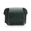 Leica Ever ready case Nappa racing green