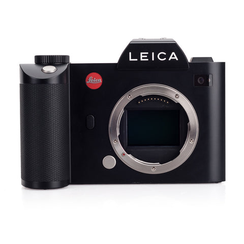 Used Leica SL (Typ 601), Black - Extra Battery