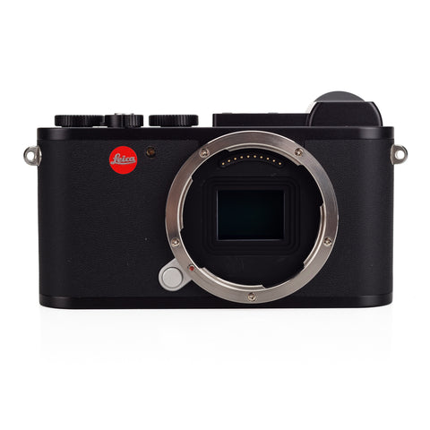 Used Leica CL, Black - Extra Battery & Screen Protector