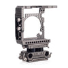 Used LockCircle Full Metal Jacket System - with MJ BasePlate/Cine Block/Top Handle/Multi Port/Hot Shoe - Dura-T