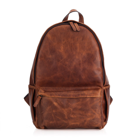 ONA Leather Clifton Backback