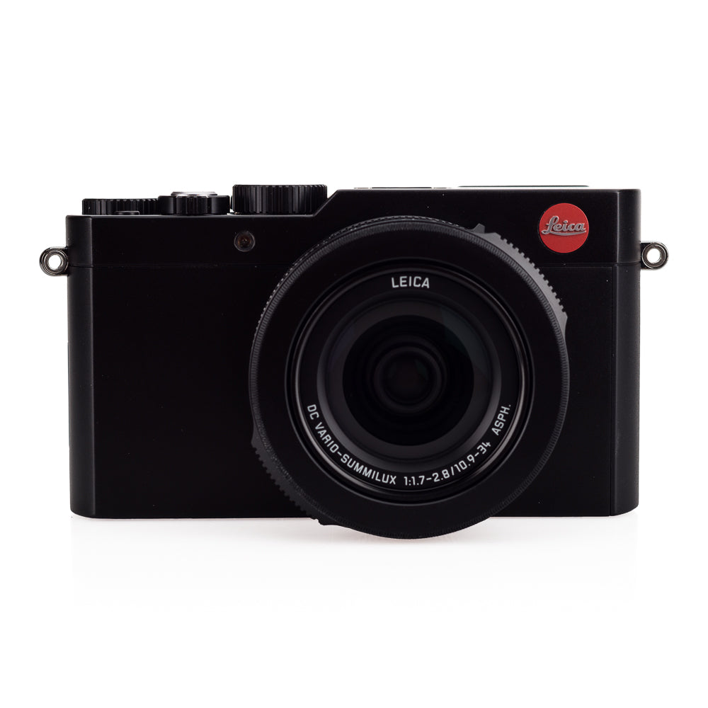 Used Leica D-LUX (Typ 109), Black - Extra Battery, Auto Lens Cap