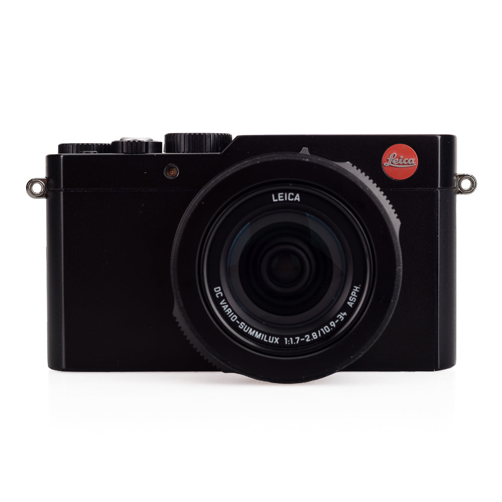 Used Leica D-LUX (Typ 109), Black - Recent Leica CLA
