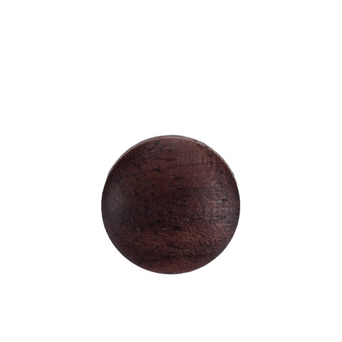 Artisan Obscura Figured Walnut, Small Convex Soft Release
