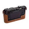 Arte di Mano Half Case for Leica CL - Barenia Tan