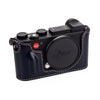 Arte di Mano Half Case for Leica CL with Battery Access Door - Bridle Navy