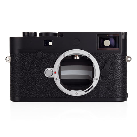 Used Leica M10-P, black chrome - Extra Battery