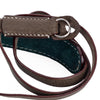 Used Custom Arte di Mano Classic Neck Strap - Rally Foresta
