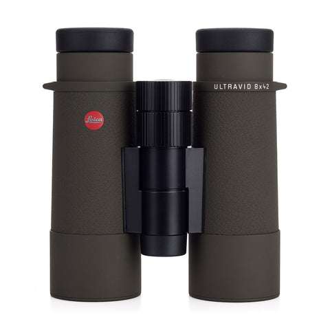 Certified Pre-Owned Leica Ultravid 8x42 Binocular- Safari Edition (082/200)