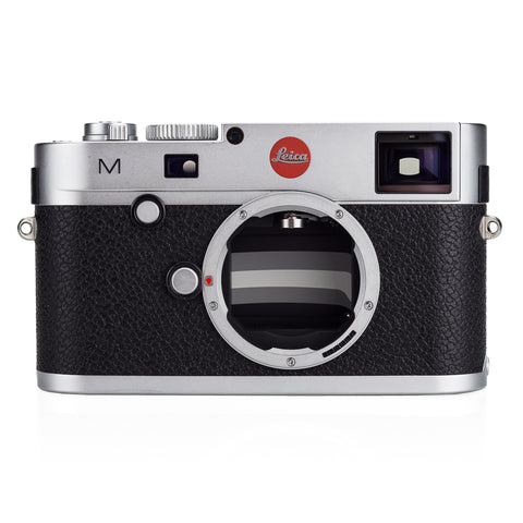 Used Leica M (Typ 240), silver chrome - Recent Leica CLA