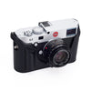 Arte di Mano Aventino Half Case for Leica M/M-P (Typ 240) - Minerva Black with Black Stitching