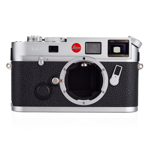 Used Leica M7 0.85x, silver chrome (MP Finder) - Recent DAG CLA