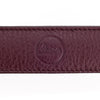 Leica Leather Strap, Boysenberry