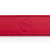 Leica Leather Strap, Red