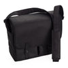 Oberwerth SL Camera Bag, Large, Black with Red Lining