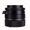 Used Leica Summicron-M 35mm f/2 ASPH, Black - 6-Bit (11879)