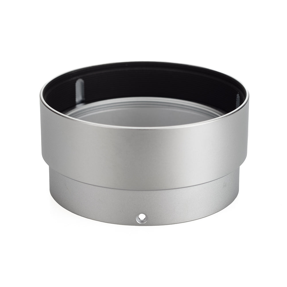 Leica Replacement Lens Hood for Summilux-M 50mm f/1.4 ASPH, Silver (11892)