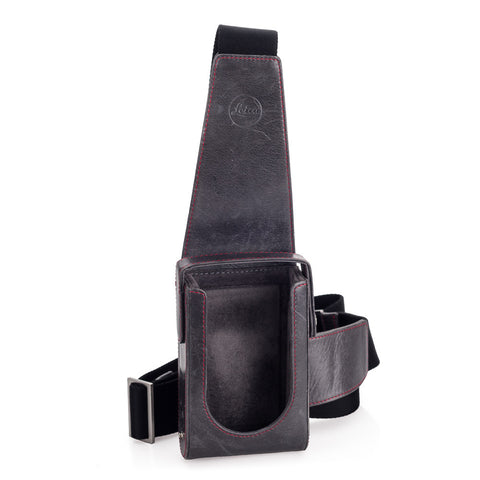 Used Leica T Leather Holster, Grey